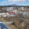 East Andover from the Church Steeple