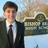 Hunter Bonk Earns High Honors at Bishop Brady