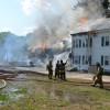 Fire Destroys Proctor Academy's Thoreau House Dormitory