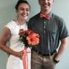 Michaela Trefethan Marries in North Carolina