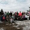 EAVP Families and Friends Conquer Bog Mountain