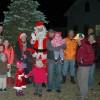 Lions Club Hosts Annual Christmas Tree Lighting