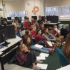 AE/MS Seventh Grade Participates in a Monster Exchange