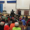 Nick Fairall Gives Presentation on Winter Safety