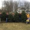 Fire Department Tree Sale a Success