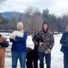 Andover Institute Host Tour of Skyeview Alpacas Farm