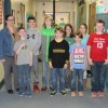 AE/MS Continued Their Celebration of Pi in March