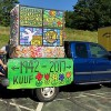 KUUF's Fourth of July Float