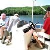 Testing the Water on Bradley Lake