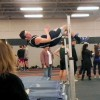 Camden Donovan Takes First in Indoor Track Event