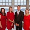 LRGHealthcare Red Dress Gala: Lady in Red