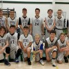 Lions Club Christmas Basketball Tournament Results