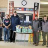 Andover Legion Post Provides Food Baskets for the Needy