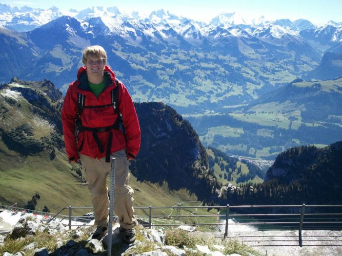 Greg Hewitt: College Adventures Here And Abroad