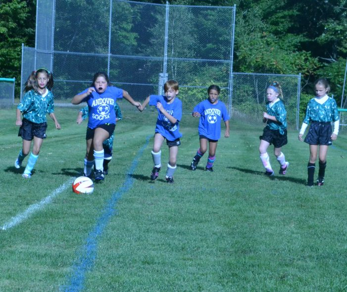 Andover Recreation Soccer