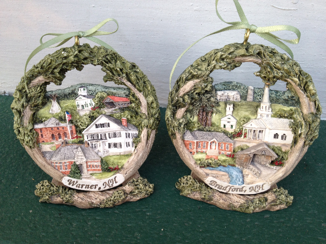 Gourmet Garden Announces Two New Lake Sunapee Area Ornaments