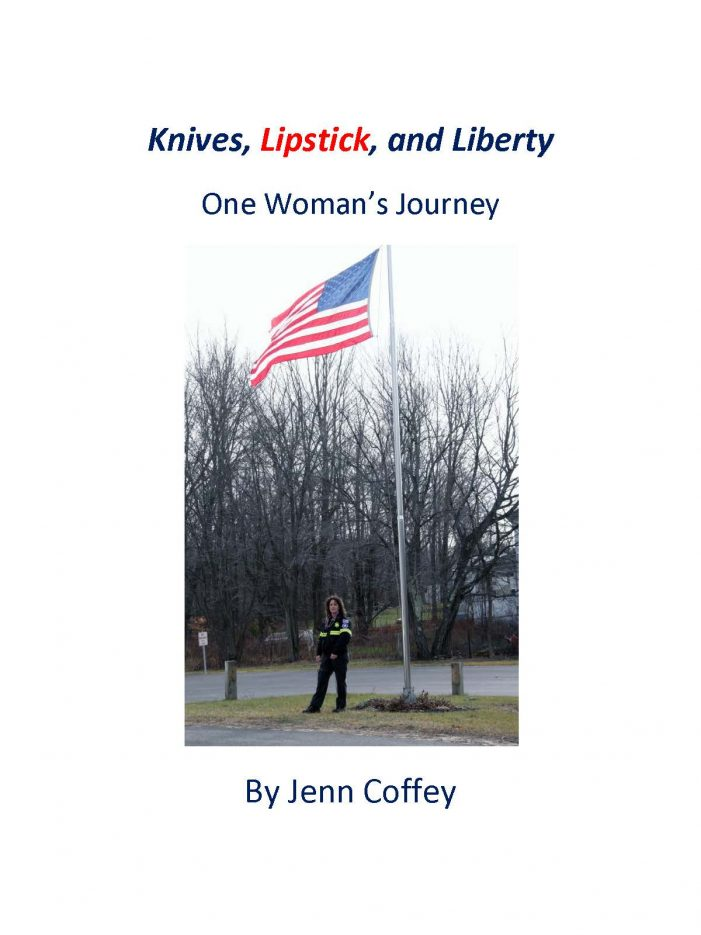Andover Author Publishes Knives, Lipstick, And Liberty