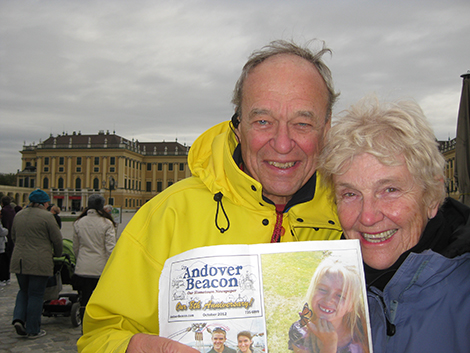 Around The World: John Pendleton and Betsy Carruthers