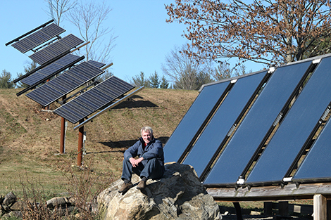 Local Alternative-Energy Users Show Visitors How They Do It