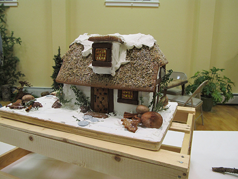 Gingerbread Showcase Enthralls Young, Young At Heart