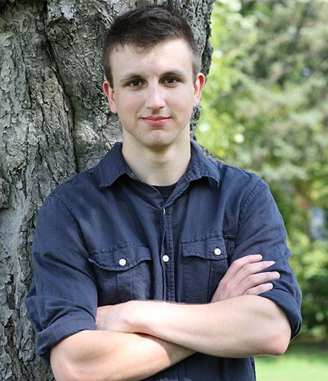 Class President: Jesse Coffey
