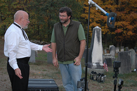 Fritz Wetherbee Comes To Andover