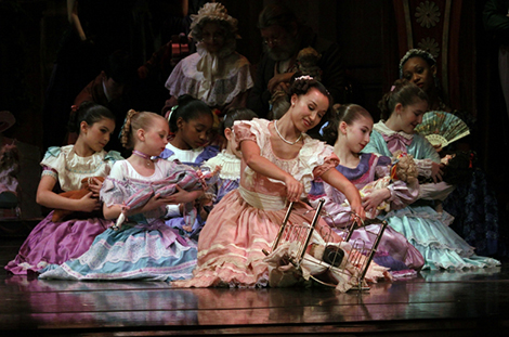 The Children's Nutcracker Comes To Plymouth