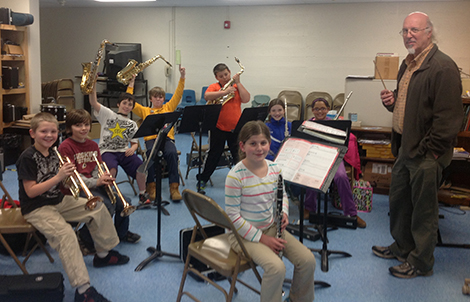 AE/MS Winter Concerts Begin On December 6