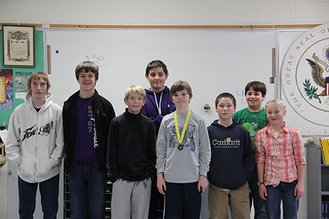 AE/MS Holds Annual Geography Bee