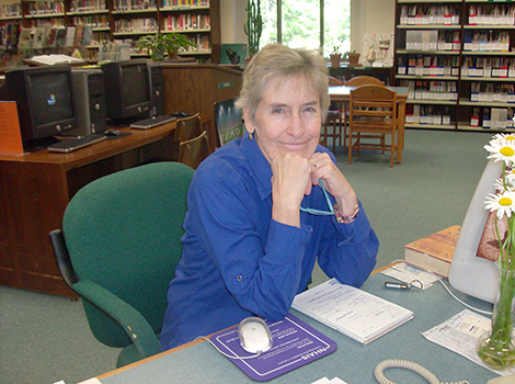 Candidates – Library Trustee: Janet Moore