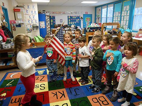 Issues at School District Meeting: Full-Day Kindergarten