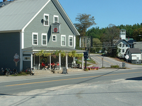 Northern Rail Trail Names New Welcome Center in Danbury