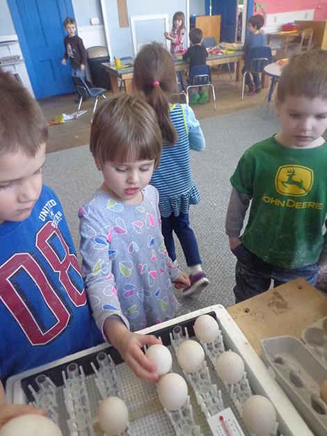 East Andover Village Preschool: March 2013