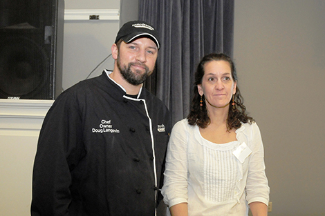 """Laura Powers Wins Two """"Bests"""" at ChocolateFest"""