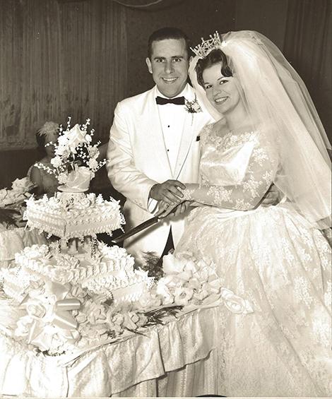 Ofenlochs Celebrate 50th Wedding Anniversary
