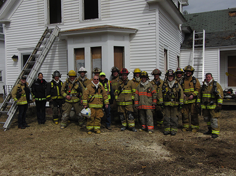 Safety Services Exercises at The Parsonage