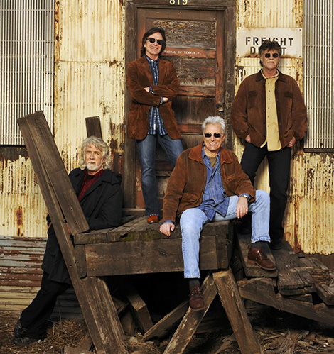 Nitty Gritty Dirt Band at the Flying Monkey