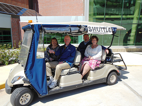 LRGH Needs Volunteer Golf Cart Drivers