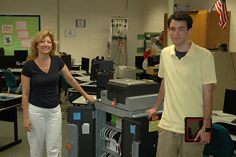 Technology Advances at AE/MS Bring Visible Improvements in Learning