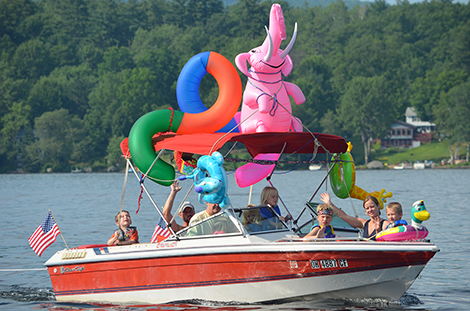 Highland Lake Protective Association Plans a Busy Summer