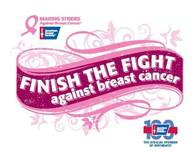 Teams are Forming to Finish the Fight Against Breast Cancer