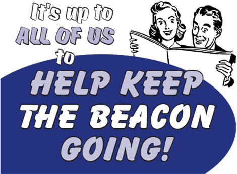 There's Still Time to Support the Beacon in 2016!