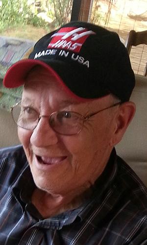Harold Earle Kidder III, September 11, 2013