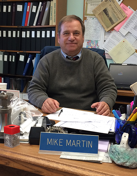 Dr. Mike Martin, School Superintendent, to Retire at End of School Year