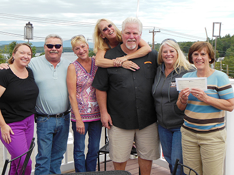 Brenda's Ride with Friends Raises Over $11,000 to Fight Cancer