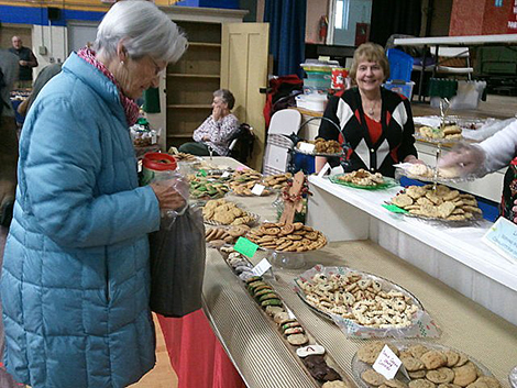 Cookie Walk a Part of Wilmot Holiday Craft Fair