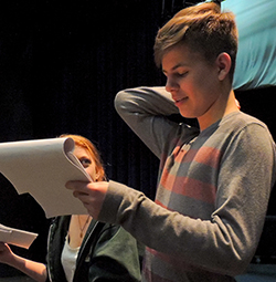 """Proctor Drama Presents """"Crazytown"""" on February 14, 15"""