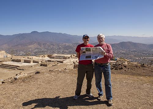 Around the World: Jay Fitzpatrick in Oaxaca