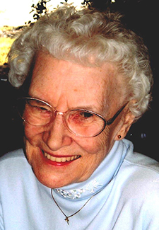 Helen Holt Brown, January 31, 2014