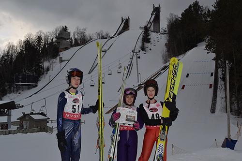 Around the World: Ski Jumping in Lake Placid